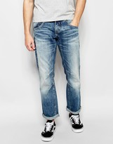 Jack and Jones Authentic Wash Jeans in Loose Fit