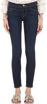 Frame Women's Le Skinny de Jeans-BLUE