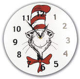 "Trend Lab Dr. Seuss Cat in the Hat 11"" Wall Clock"