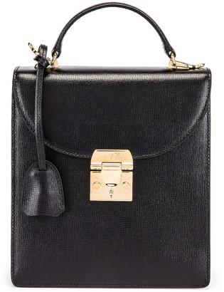 Mark Cross Uptown Bag in Black | FWRD