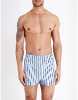 Derek Rose Mayfair Cotton Boxer Shorts