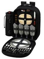 Picnic at Ascot Deluxe Equipped 4 Person Picnic Backpack