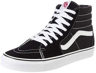 Vans SINGLE SHOE - SK8-Hitm Core Classics (Black/White) Athletic Shoes