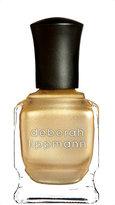 Deborah Lippmann Women's Luxe Chrome Color-GOLD