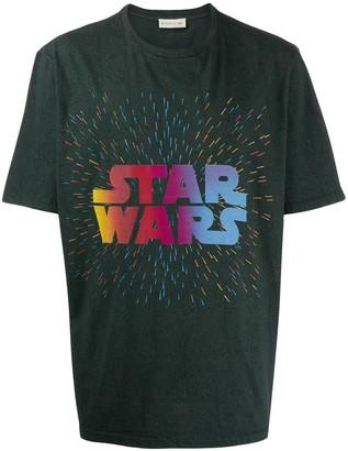Etro Star Wars slogan T-shirt