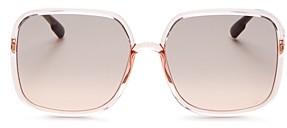 Christian Dior Women's Stellaire Square Sunglasses, 59mm