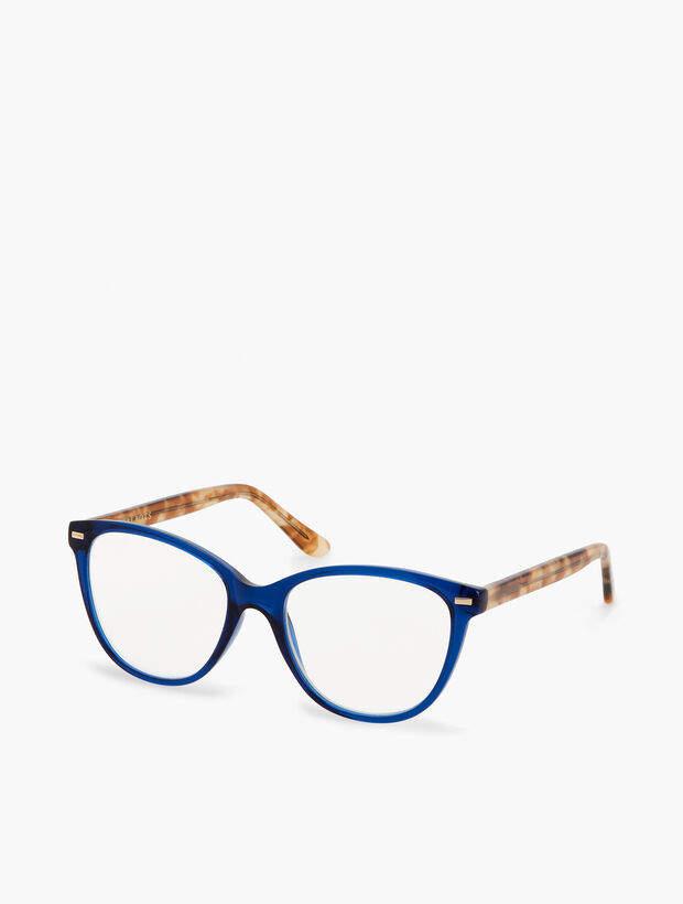 Talbots Hamptons Reading Glasses - Blue/Tortoise