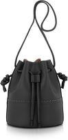 Coccinelle Matilde Medium Leather Bucket Bag