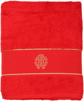 Roberto Cavalli Cotton Bath Towel