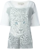 Stella McCartney leopard print top