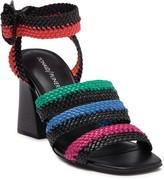 Donald J Pliner Rinata Woven Sandal