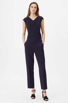 Rebecca Taylor Tailored Crepe Pant