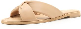 Schutz Fairy Crisscross Beach Sandals