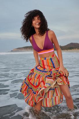 Maaji Paradizzia Reversible Bikini Top By in Assorted Size L