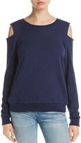 Nation Ltd. Drew Cold Shoulder Pullover