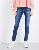 AG Jeans Stilt slim-fit mid-rise cigarette jeans