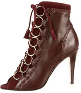 Brian Atwood Adele Booties w/ Tags
