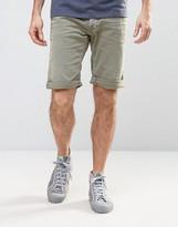 Replay Coloured Regular Straight Fit Denim Short