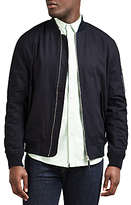 Edwin Flight Jacket, Navy