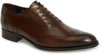 To Boot Milton Leather Wingtip Oxford