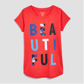 Joe Fresh Kid Girls' Active Short Sleeve Tee