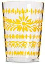 Mudhut Marika 16oz Plastic Tumbler - Yellow