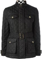 Burberry padded jacket - women - Cotton/Polyester - S
