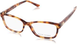 Lauren By Ralph Lauren Ralph Lauren Sunglasses Women's RL6169 Rectangular Prescription Eyeglass Frames
