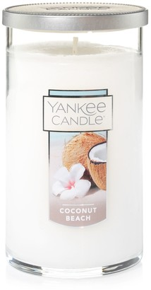 Yankee Candle Coconut Beach 12-oz. Pillar Candle Jar