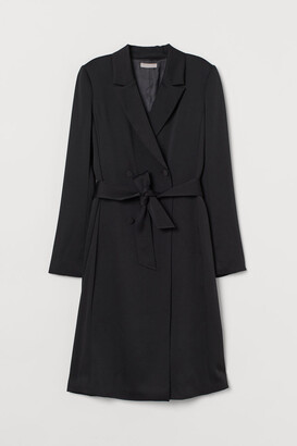 H&M Jacket Dress - Black
