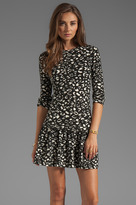 Dolce Vita Meko Leopard Knit Dot Dress