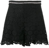Zimmermann lace detail shorts - women - Cotton - 1