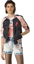 Tommy Hilfiger Rolling Stones Varsity Jacket