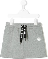 MSGM logo mini skirt
