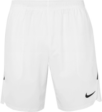 Nike Tennis - Nikecourt Flex Ace Slim-fit Dri-fit Tennis Shorts - White
