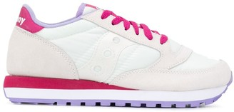 Saucony Jazz panelled low-top sneakers