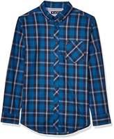 Ben Sherman Men's LS TRAD MOD Plaid Shirt