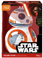 Star Wars Premium Deluxe BB8 15 inch Plush