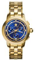 Tory Burch 37mm Tory Chronograph Golden Bracelet Watch