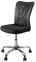 Fashion World Reade Mesh Adjustable Chair - Black