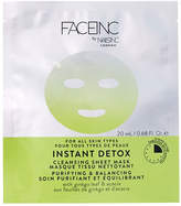 Nails Inc Face Inc Instant Detox Sheet Mask - Cleansing