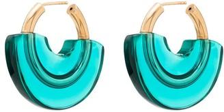 Panconesi Layered Hoop Earrings