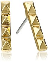 "Trina Turk Basics"" Pyramid Stick Stud Earrings"