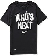 Nike Big Boys 8-20 Graphic Short-Sleeve Tee
