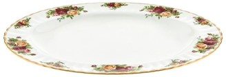 Royal Albert Old Country Roses Small Oval Plate (32.5Cm)