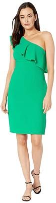 Trina Turk Wright Dress (Jade) Women's Clothing