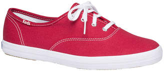 Keds Womens Champion Solids Round Toe Lace-up Shoe