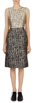Gerard Darel Darcy Printed Sheath Dress