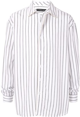 Y/Project Striped Shirt