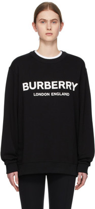 Burberry Back Lanslow Sweatshirt